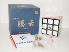 DaYan TengYun M Magnetic 3x3x3 Black Speed Cube Magic Cube Ship from USA