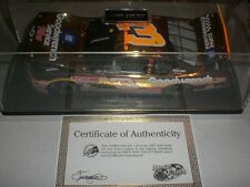 Dale Earnhardt 2000 #3 GM Goodwrench 24kt Gold NO BULL 76th win Action 1:24 RFO