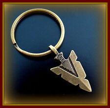 Keychain: ARROWHEAD Jewelry - Indian style - Florida State University Seminoles