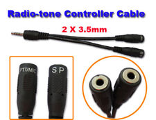 Radio-tone Repeater Cable adaptor for handheld mobile