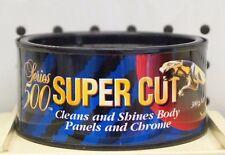 SERIES 500 SUPER CUT BODY PANEL & CHROME CLEANER & SHINER 300g