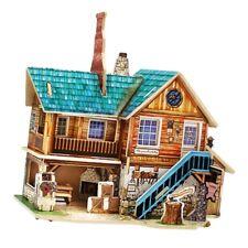 1:24 Diy Miniatures Dollhouse Hand Workshop Furniture Kit Birthday Xmas Gift
