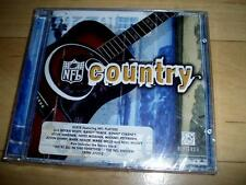 NFL Country - Various Artists - Brand New Sealed Import CD Album (1998)