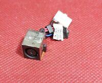 ORIGINAL DELL Latitude E5470 DC-I Power Plug Jack Cable Wire 4XV4N 04XV4N