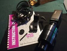 Roi Optical Video Probe 30-4000-00 W/ Panasonic Industrial Color Ccd Camera