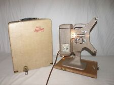 Vintage Keystone ~ Brightbeam ~  K-70 8mm Movie Projector With Case