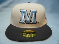 New Era 59fifty Maine Black Bears BRAND NEW Fitted cap hat Grayson Football