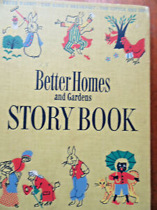 Better Homes and Gardens Story Book / Betty O'Connor 1950