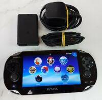 SONY PS VITA CONSOLE  PCH-1004 PLAYSTATION VITA, WI-FI or 3G
