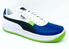 Puma GV Special Color Black Blue/White/Green Ascent Classic Shoe Mens Size 11