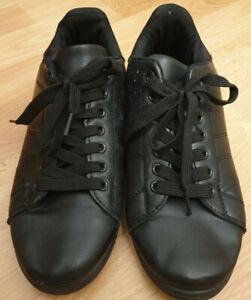 Primark Clyde Unisex schwarz black Größe 38 Sneaker Schuhe Fashion Lifestyle