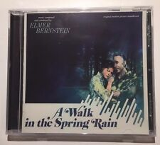 Elmer Bernstein A WALK IN THE SPRING RAIN score Ltd-1500 SEALED