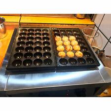 New listing Commercial Electric Takoyaki Machine Takoyaki Maker Fish Ball Grill 4cm 56 Holes
