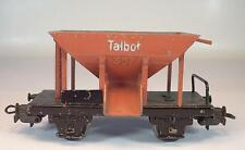 Märklin H0 367 Schotterwagen Guß 2-achsig 2~Wechselstrom Nr.4 Keine OVP #5543