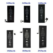 Li-ion Internal Replacement Battery for Apple iPhone 4 4s 5 5s 6 6s Plus +Tools