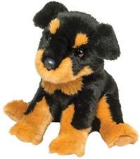 "Douglas Rocky 11"" Rottweiler Plush Stuffed Animal Dog"