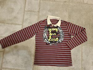 CATIMINI Cotton Rugby Shirt Size 12