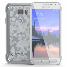 New In Box Samsung Galaxy S6 active SM-G890A White GSM Unlocked for ATT T-Mobile