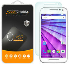 Supershieldz Tempered Glass Screen Protector For Motorola Moto G (3rd Gen) 2015