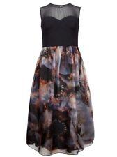 d52359bbd00200 Ted Baker London Karmyn Blooms of Enchantment Dress Sz 0(US 2) RT  675.00