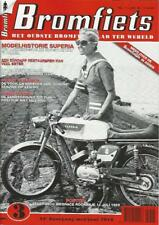 BROMFIETS Dutch Moped MAGAZINE- M/Jun 2018 -(NEW)*Post included to UK/EUROPE/USA