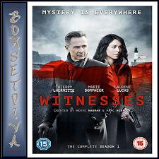 WITNESSES - COMPLETE SEASON 1  ** BRAND NEW DVD***