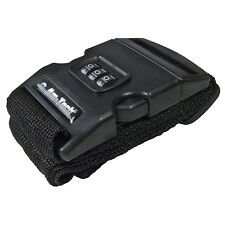 Luggage Suitcase Strap With 3 Digit Combination Lock - Amtech