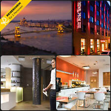 3 Tage 2P 4★ Hotel Budapest City Zentrum Kurzurlaub Hotelgutschein Städtereisen
