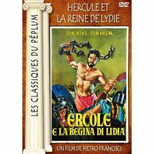 DVD Neuf - Les Classiques du Péplum : Hercule et la Reine de Lydie