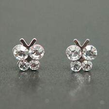 Screw Back (pierced) Alloy Beauty Fashion Earrings