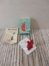 New ListingVintage Witch Needle Threader Sewing Orig Box Instructions Western Germany