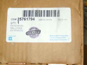 Express Van Left Fender Extention GM 25761794