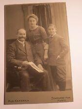Stargard i. Pomm. - Franz Wieting und Otto Wieting mit Frau geb. Buth / KAB