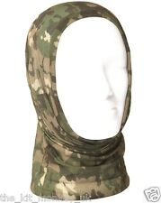 British Army style BTP multi-function headover / neck warmer like MTP / Multicam