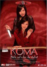 Das Vierte Edition: Koma - Steh auf oder du stirbst! - DVD