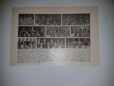 Burlington Iowa Pueblo CO Moose Jaw Fresno CA 1919-20 Basketball Team Picture