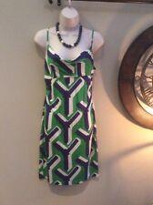 diane von furstenberg Vintage Slip Silk Slip Dress Size 10