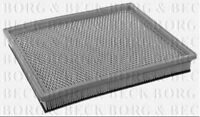 BFA2258 BORG & BECK AIR FILTER fits Grand Cherokee I,II,Pathfinder