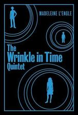The Wrinkle in Time Quintet by Madeleine L'Engle, Deluxe Slipcased Edition, New