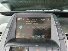 TOYOTA PRIUS DISPLAY CLUSTER, 7 SWITCH TYPE, NHW20R, 10/03-04/09