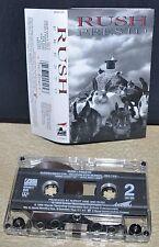 RUSH      - PRESTO -                                              Cassette Tape