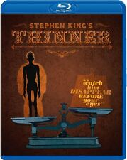 Stephen King's THINNER  (Robert John Burke) Region A -  BLU RAY - Sealed