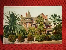 EARLY 1900'S. SAN DIEGO CALIF. GEN GRANT'S HOME. POSTCARD G3