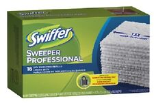 P&G 16 Count, Swiffer Max Dry Cloth Refills, Disposable