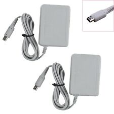 2-Pack US Plug Travel AC Adapter Home Wall Charger for Nintendo NDSi XL / LL 3DS