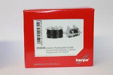 Herpa 053556 rollenpaket PER 600 tonnellate di hakenflasche PER LR 1600 1:87 H0