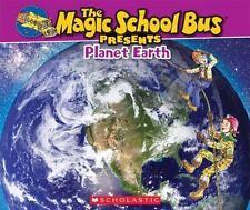 Magic School Bus Presents: Planet Earth: A Nonfiction Companion to the Original