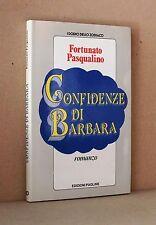 Confidenze di Barbara - Pasqualino - Edizioni paoline -