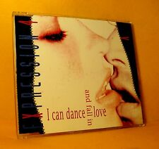 MAXI Single CD EXPRESSION 4 I Can Dance And Fall in Love 5TR 1994 Italo House