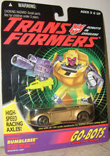 BUMBLEBEE; Transformers G2 Go-Bots; MOSC, Gobot Gobots Go-Bot; 1994 Hasbro